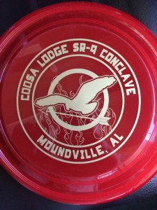 Conclave Frisbee