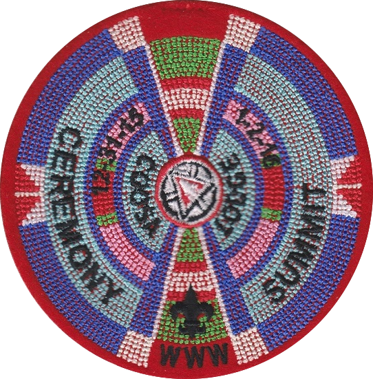 2015 Ceremony Summit Patch