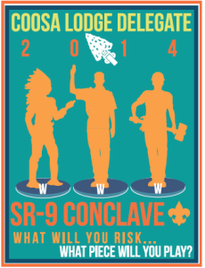 Conclave Early-Bird Delegate Patch