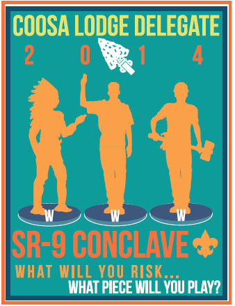 Conclave Early Bird Patch