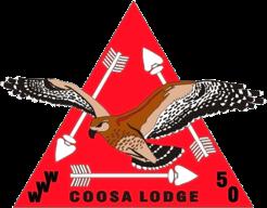 Coosa Lodge Vigil Honor Insignia