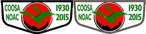NOAC 2015 Fundraiser Flaps